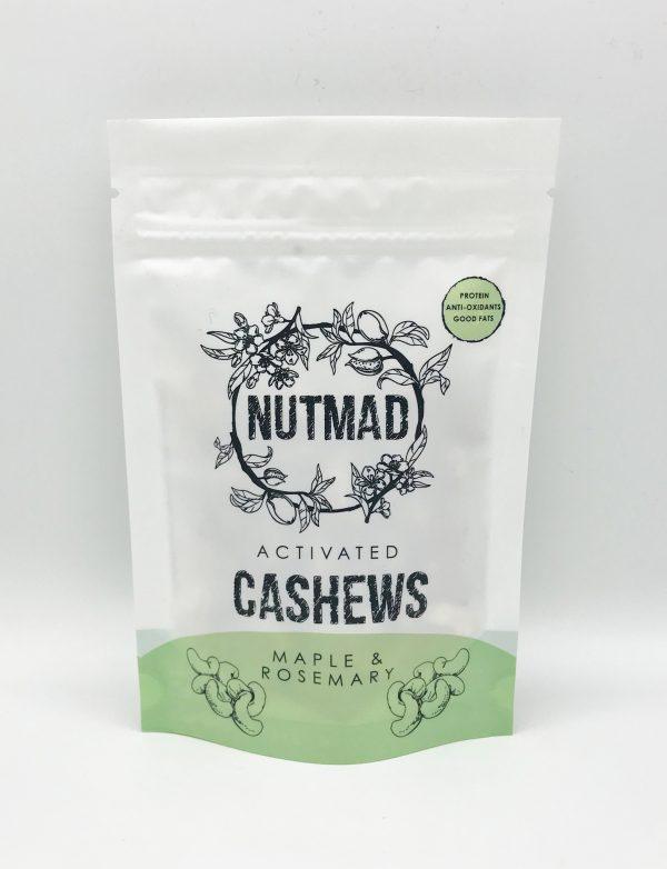 Nutmad Cashews 70g
