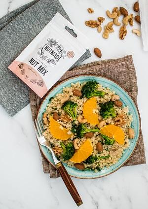 Couscous Broccoli Salad Recipe